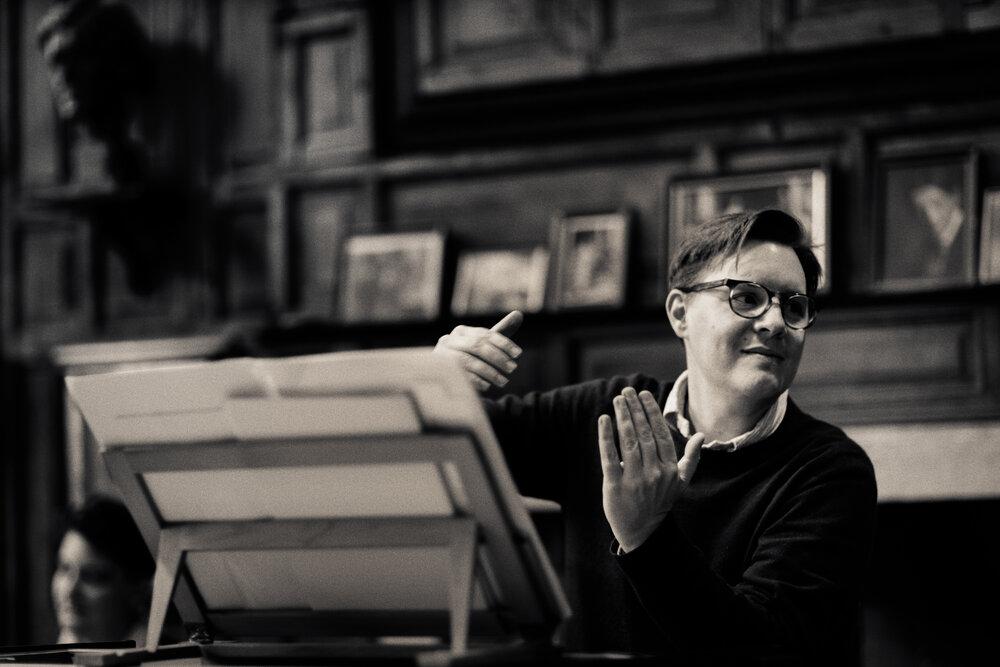 David Bates and La Nuova Musica: a bold new take on Monteverdi's monumental masterpiece