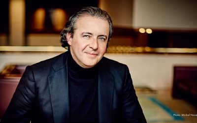 May Festival Returns with Juanjo Mena Leading the Cincinnati Symphony and Chorus in Live Performances