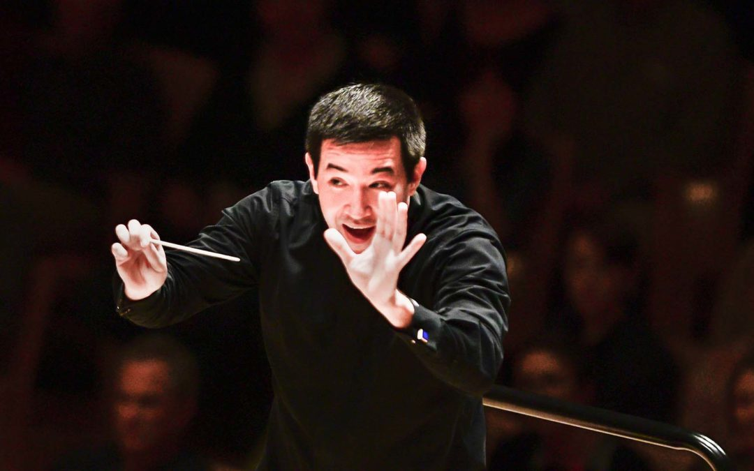 """Francesco Lecce-Chong Makes Seattle Symphony Debut with Beethoven's """"Pastoral"""" Symphony on June 17"""