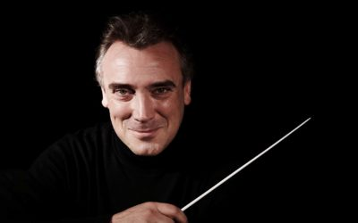 Jaime Martín Announced as Chief Conductor of Melbourne Symphony Orchestra from 2022