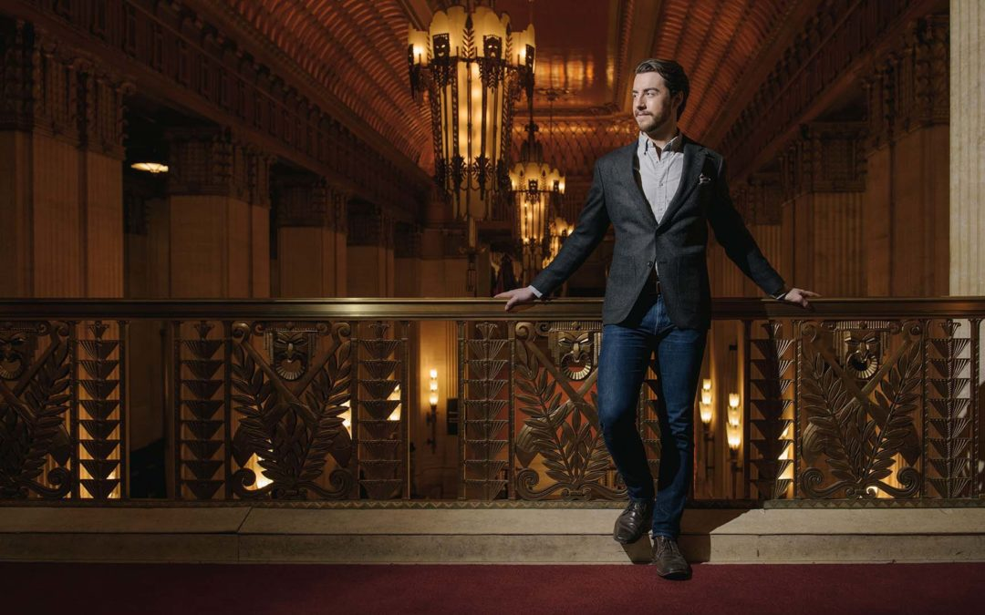 Josh Lovell Wins 39th Belvedere Singing Competition