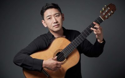 IMG Artists Seoul Welcomes Guitarist Denis Sungho to its Roster for General Management