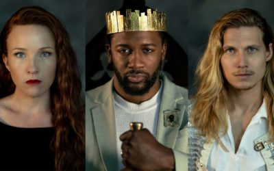 Norman Garrett, Sasha Cooke, and Matthew White Star in Bard SummerScape's Le roi Arthus