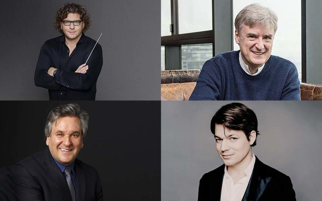 Bosch, Dausgaard, Fray & Pappano Win at the 2021 Opus Klassik Awards