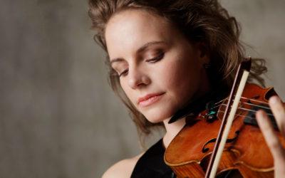 Julia Fischer Releases Eugène Ysaÿe Sonatas on Vinyl