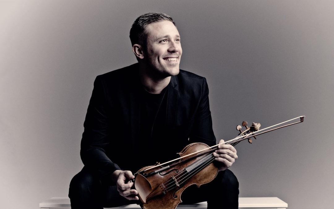 Roberto González-Monjas Celebrates 300 Years of The Brandenburg Concertos with Berliner Barock Solisten