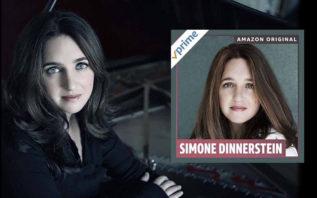 "Simone Dinnerstein Releases Amazon Original ""A Winter Landscape"""
