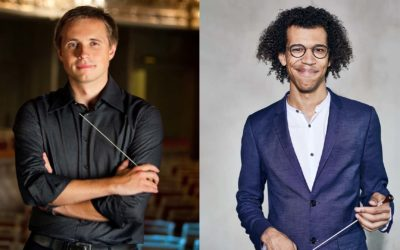 This week at the BBC Proms: Conductors Vasily Petrenko (4 August) and Jonathon Heyward (7 August)
