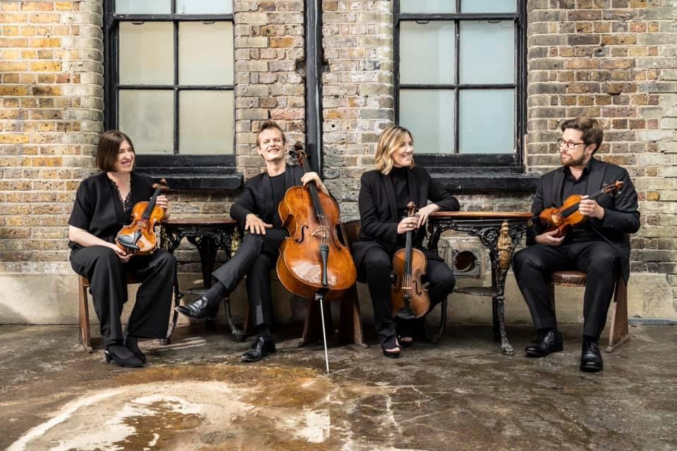 Castalian String Quartet named as the inaugural Hans Keller String Quartet in Residence at the Oxford University Faculty of Music