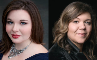 IMG Artists is Delighted to Welcome Soprano Kathryn Henry and Contralto Lauren Decker to its Roster for General Management
