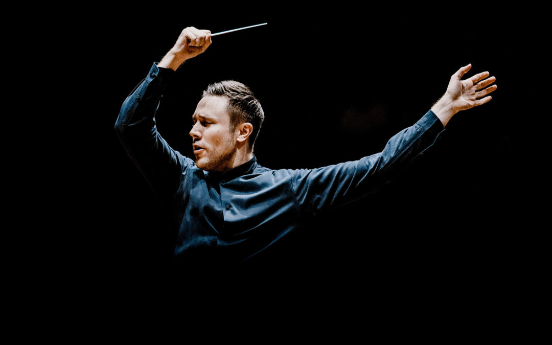 Roberto González-Monjas Named Principal Guest Conductor of the Belgian National Orchestra