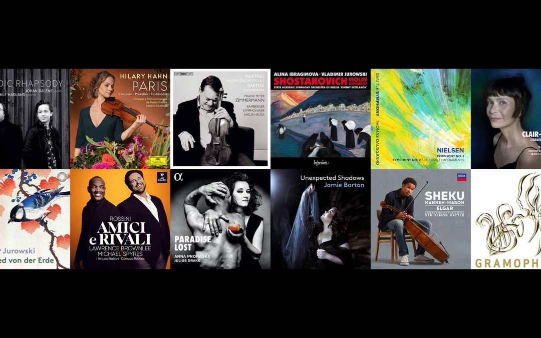 Congratulations to Our 2021 Gramophone Award Shortlist Artists